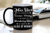 """May  Girl Is As Smooth As Whiskey....As Warm As Brandy"".. ( Birthday Special Mugs 50% off today) - LA Shirt Company"