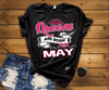 QUEENS ARE BORN IN MAY, GET BIRTHDAY BASH 50% OFF PLUS (FLAT SHIPPING) - LA Shirt Company