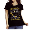 "October Queen I Am Who I Am Your Approval Isn't Needed""50% Off for B'day Girls. Flat Shipping. - LA Shirt Company"