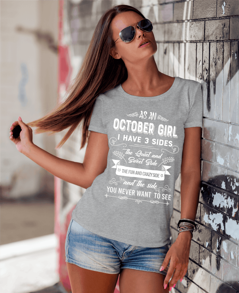 """Get Exclusive Discount On October Combo Pack Of 5 Shirts""(Flat Shipping) For B'day Girls. - LA Shirt Company"