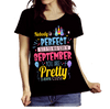 """Nobody Is Perfect, But If You Were Born In September You Are Pretty Damn Close"" 50% Off Today. Flat Shipping - LA Shirt Company"