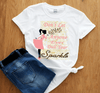 """Don't Let Anyone Ever Dull Your Sparkle"",( SHIRT 50% OFF ) FOR WOMAN'S FLAT SHIPPING. - LA Shirt Company"