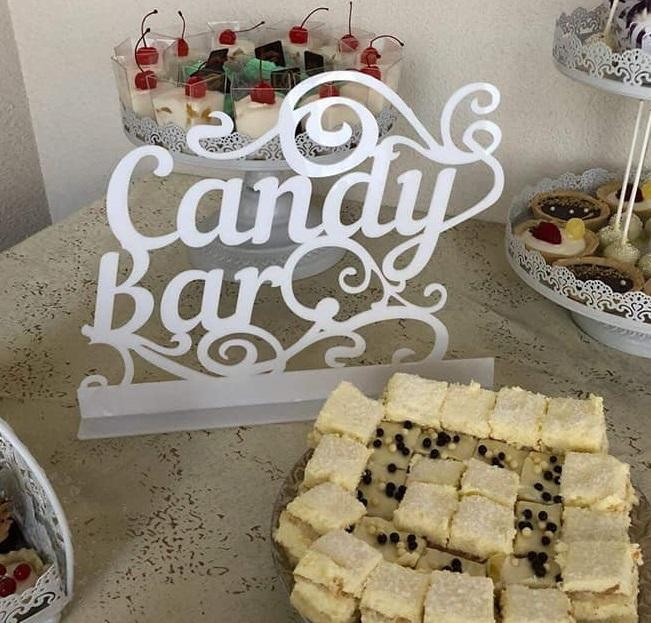 Decoratiune Candy Bar SW