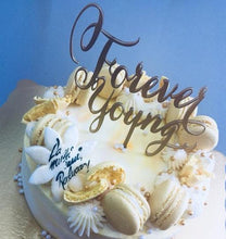 "Topper ""Forever young"" cf"