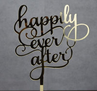 "Topper tort ""Happily Ever After"" S3 - Tomvalk"