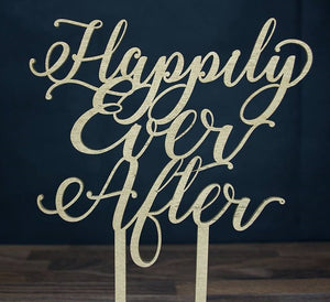 "Topper ""Happily Ever After"" S"