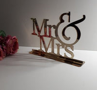"Decoratiune ""Mr&Mrs"" - Tomvalk"