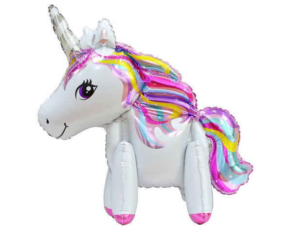 Balon folie 65cm - Unicorn - Tomvalk