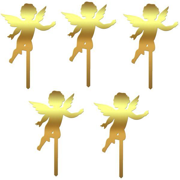 Set 10 cupcake toppers Ingeras - Tomvalk