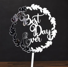 "Topper ""Best day ever"" BDlr"