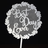 "Topper ""Best day ever"" BDlr - Tomvalk"