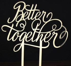"Topper ""Better together"" II"