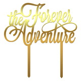 "Topper tort ""The forever adventure"" - Tomvalk"