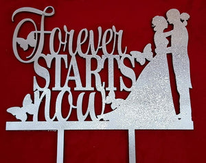 "Topper ""Forever Starts Now"" 2"