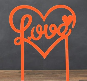 "Topper ""Love"" In"