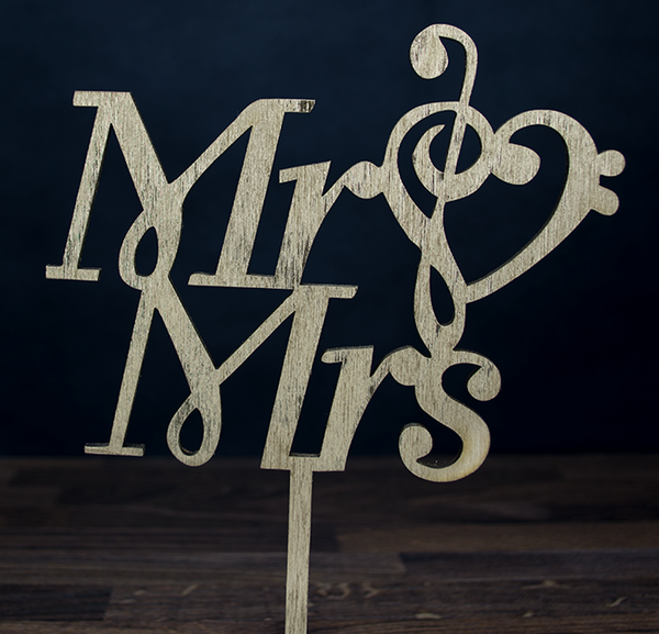 "Topper ""Mr&Mrs"" Music I"