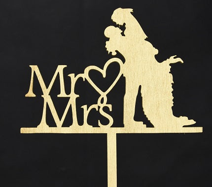 "Topper ""Mr&Mrs"" MT - Tomvalk"