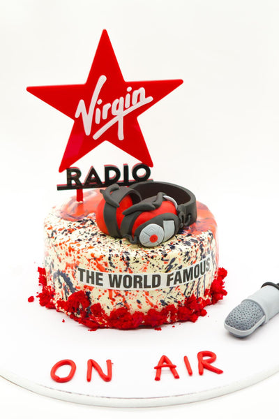 Topper Personalizat Virgin Radio - Tomvalk