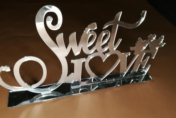 "Decoratiune ""Sweet Love"""