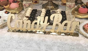 Decoratiune Candy Bar