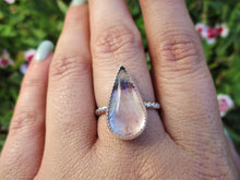 Load image into Gallery viewer, Fluorite Ring - Size 7 1/2 - Gem & Tonik