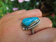 Load image into Gallery viewer, Nacozari Turquoise Ring - Size 9 1/2 - Gem & Tonik