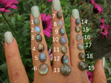 Load image into Gallery viewer, Your Custom Labradorite Ring - Made to Order - Gem & Tonik