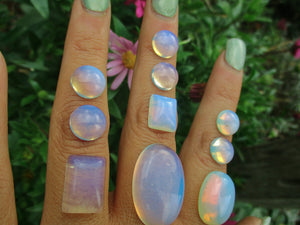 Your Custom Opalite Ring - Made to Order - Gem & Tonik