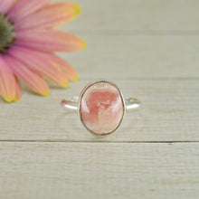 Load image into Gallery viewer, Rhodochrosite Ring - Size 5 1/4 - Gem & Tonik