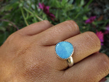 Load image into Gallery viewer, Morenci Turquoise Ring - Size - 8 3/4 - Gem & Tonik