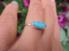 Load image into Gallery viewer, Hubei Turquoise Stacker - Size 5 3/4 - Gem & Tonik