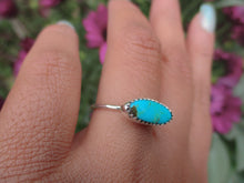 Load image into Gallery viewer, Hubei Turquoise Stacker - Size 6 3/4 - Gem & Tonik