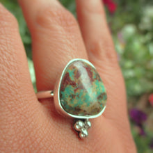 Load image into Gallery viewer, Royston Turquoise Ring - Size 11 1/2 - Gem & Tonik