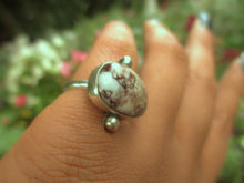 Load image into Gallery viewer, Wild Horse Magnesite Ring - Size 5 1/2 - Gem & Tonik