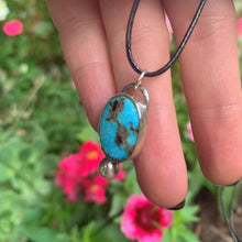 Load image into Gallery viewer, Royston Turquoise Pendant - Gem & Tonik
