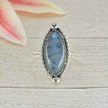 Load image into Gallery viewer, Blue Labradorite Ring - Size 5 1/2 - Gem & Tonik
