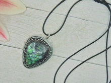 Load image into Gallery viewer, Forest Labradorite Pendant - Sterling Silver - Gem & Tonik