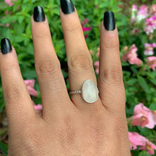 Load image into Gallery viewer, Faceted Rose Quartz Ring - Size 7 - Gem & Tonik