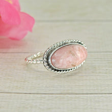 Load image into Gallery viewer, Rhodochrosite Ring - Size 7 - Gem & Tonik