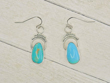 Load image into Gallery viewer, King's Manassa Earrings - Sterling Silver - Gem & Tonik
