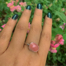 Load image into Gallery viewer, Rhodochrosite Ring - Size 11 - Gem & Tonik