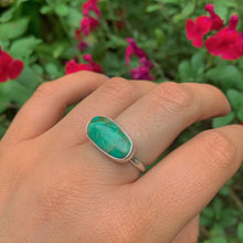 Load image into Gallery viewer, King's Manassa Turquoise Ring - Size 8 - Gem & Tonik