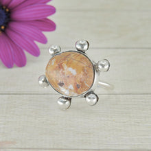 Load image into Gallery viewer, Wild Horse Magnesite Ring - Size 10 1/2 - Gem & Tonik