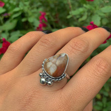 Load image into Gallery viewer, Wild Horse Magnesite Ring - Size 7 - Gem & Tonik