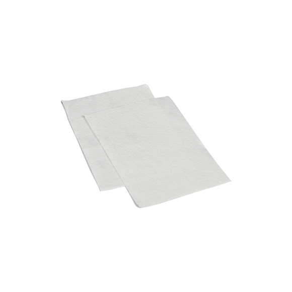 3 x 4 Absorbent Sheet Absorbs 50ML / 1000 Pak