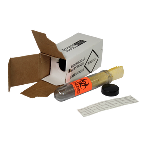 MD1377P01 - EXAKT-PAK® Category B Ambient One-Pak® Insulated Shipping Solution for Blood Tubes, Urine Tubes and Vials - for up to 22 x 125mm