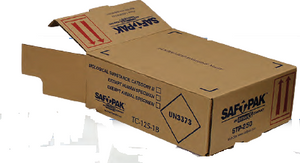 Saf-T-Pak® STP-251 - Outer Box for Saf-T-Pak™ STP-250MD Shipping System, Refurbishment, (UN 3373), Medium, 10/Case