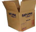 Saf-T-Pak® STP-341 - Refurbishment Outer Box for Saf-T-Pak® STP-340/340R Shipping Systems, ( UN3373 and Exempt) 20/Case