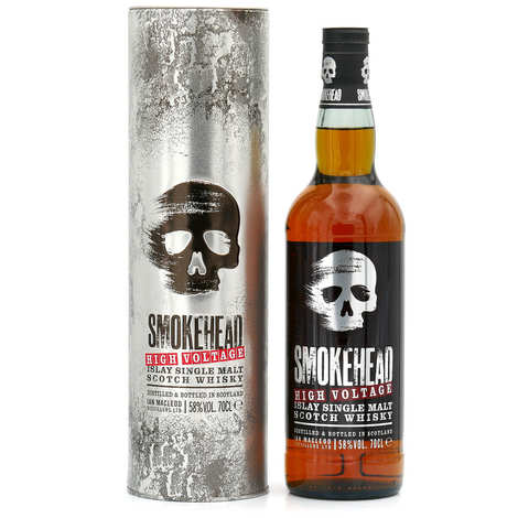 Smokehead High Voltage 0.7L 58%