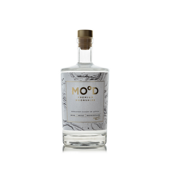 Mood Premium Moonshine 0.5L 40%
